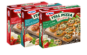Ital Pizza Pizzinis